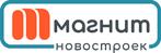 Логотип Магнит Новостроек - Официальный сайт